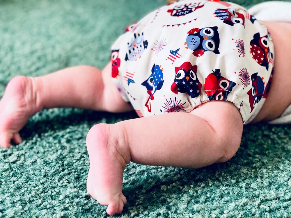 movimiento libre bebés